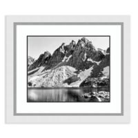 Amanti Art Kearsarge Pinnacles, CA, 1936 30-Inch x 26-Inch Framed Art Print