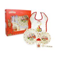Royal Doulton® Bunnykins 5-Piece Melamine Dinner Set