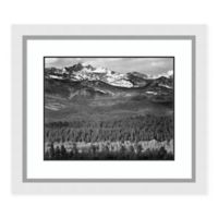 Amanti Art Longs Peak from Road 30-Inch x 26-Inch Framed Art Print