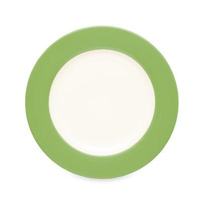 Noritake® Colorwave Rim Dinner Plate in Green Apple  sc 1 st  Bed Bath \u0026 Beyond & Buy Green Dinner Plates from Bed Bath \u0026 Beyond