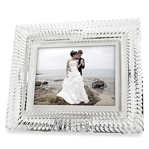 Waterford® 8-Inch Crystal Digital Photo Frame - Bed Bath & Beyond