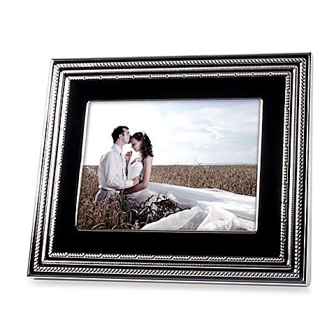 Vera Wang Wedgwood® Love Noir 8-Inch Digital Photo Frame - Bed Bath ...