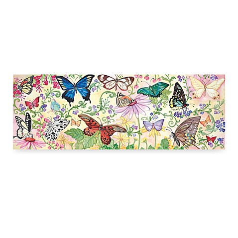 Melissa & Doug® Butterfly Bliss 48-Piece Floor Puzzle