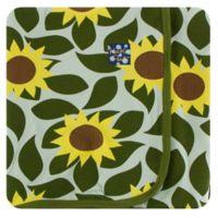 KicKee Pants® Sunflower Swaddling Blanket