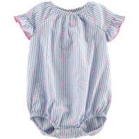 carter's® Size 18M Ruffled Daisy Bodysuit