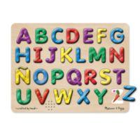 Melissa & Doug® Spanish Alphabet Sound Puzzle