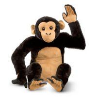 Melissa & Doug® Chimpanzee Stuffed Animal