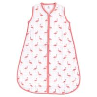 Yoga Sprout Size 6-12M Flamingo Muslin Sleeping Bag