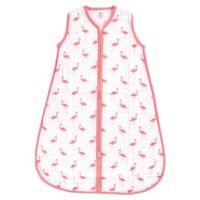 Yoga Sprout Size 6-12M Flamingo Muslin Sleeping Bag