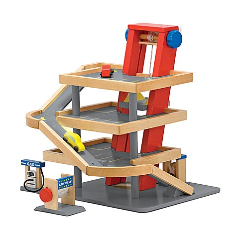 Melissa & Doug® Parking Garage