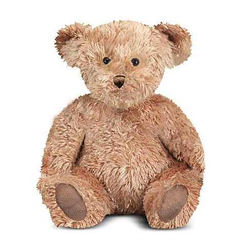 Melissa & Doug® Wheatley Teddy Bear Stuffed Animal