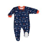 NFL Denver Broncos 6M Blanket Sleeper