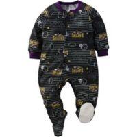 NFL Baltimore Ravens 12M Blanket Sleeper