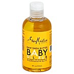 SheaMoisture Raw Shea Butter Baby Massage Oil (8-Ounces)