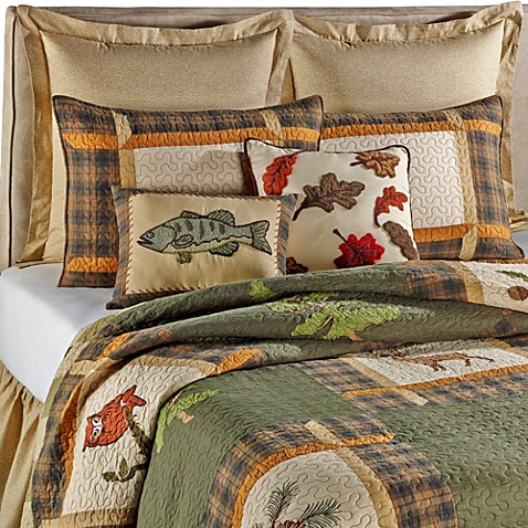Forest Friends Quilt Bed Bath Amp Beyond