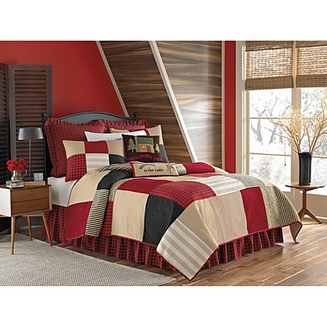 Alpine Lodge Quilt Collection Bed Bath Beyond