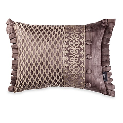 J. Queen New York™ Luxembourg Boudoir Throw Pillow in Mink
