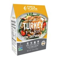Fire & Flavor™ Turkey Perfect™ Apple Sage Brining Kit