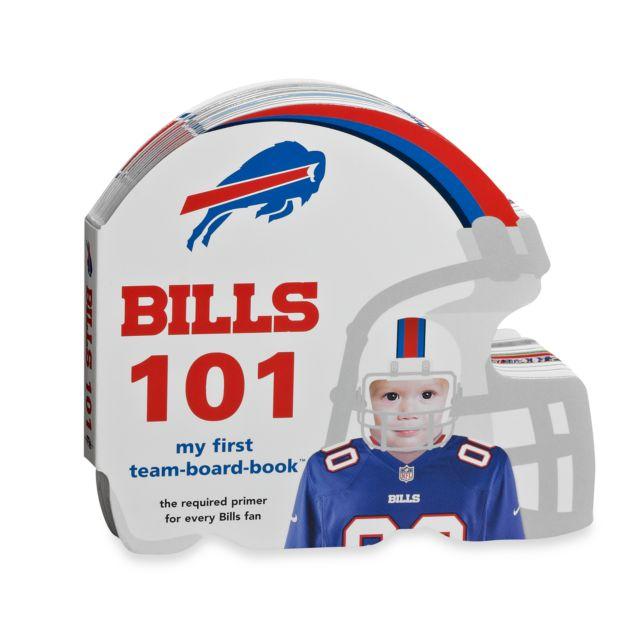 Buffalo Bills 101: My First Team Board Book