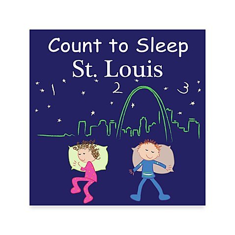 Count to Sleep Board Book in St. Louis