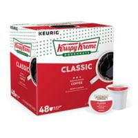 Keurig® K-Cup® Pack 48-Count Krispy Kreme Doughnuts® Classic Medium Roast Coffee