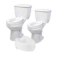 Drive Medical Raised Toilet Seat Bed Bath Amp Beyond