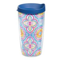 Tervis® Bright Mandala 16 oz. Wrap Tumbler with Lid