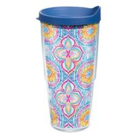 Tervis® Bright Mandala 24 oz. Wrap Tumbler with Lid