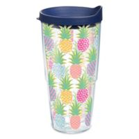 Tervis® Simply Southern Colorful Pineapples 24 oz. Wrap Tumbler with Lid