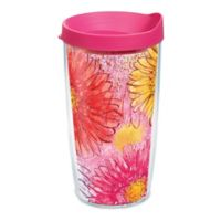 Tervis® Colossal Daisy 16 oz. Wrap Tumbler with Lid