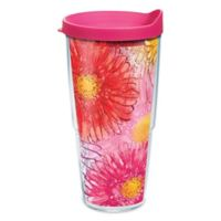Tervis® Colossal Daisy 24 oz. Wrap Tumbler with Lid