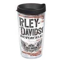 Tervis® Harley Classic Brick Wrap 16 oz. Tumbler with Lid
