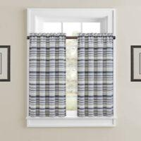 J. Queen New York™ Aedan 45-Inch Window Curtain Panels in Indigo (Set of 2)