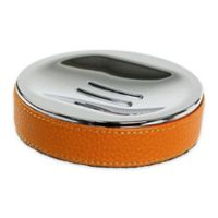 Nameeks Alianto Soap Dish in Orange