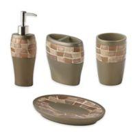 Mosaic 4-Piece Bath Ensemble