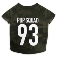 LaurDIY Small Pup Squad Pet Tee