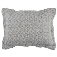 Rizzy Home Giotto King Pillow Sham in Grey