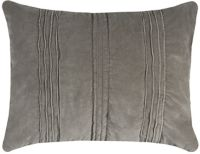 Rizzy Home Mr. Grey Standard Pillow Sham in Taupe