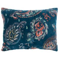 Rizzy Home Evanstar King Pillow Sham in Blue