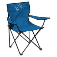 NFL Detroit Lions Quad Chair