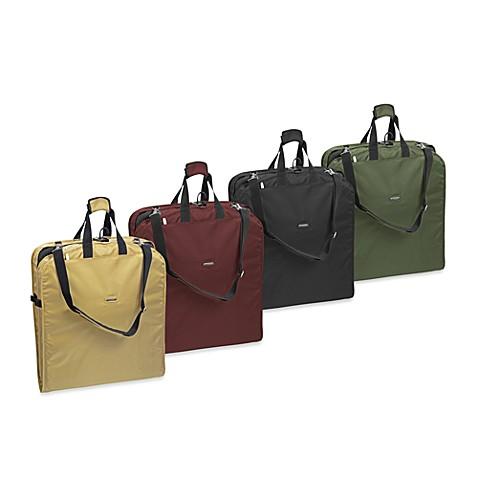 Wallybags 174 52 Inch Shoulder Strap Garment Bag Bed Bath