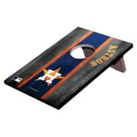 MLB Houston Astros Table Top Toss Game