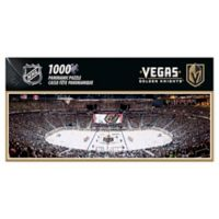 NHL Vegas Golden Knights 1000-Piece Panoramic Puzzle