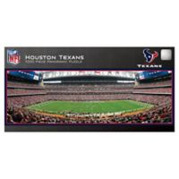 NFL Houston Texans 1000-Piece Panoramic Jigsaw Puzzle