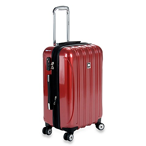 buy delsey helium aero 21 inch spinner carry on from bed bath beyond. Black Bedroom Furniture Sets. Home Design Ideas