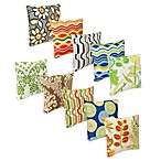 Square Outdoor Throw Pillow Collection