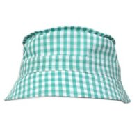 Toby Fairy™ Toddler Gingham/Solid Reversible Porkpie Hat