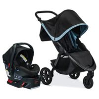 BRITAX® B-Free and B-Safe Ultra Travel System in Frost