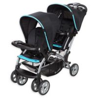 Baby Trend® Sit N' Stand® Elite Double Stroller in Optic Aqua