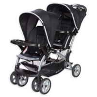 Baby Trend® Sit N' Stand® Elite Double Stroller in Optic Grey